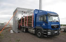 trucks rfid