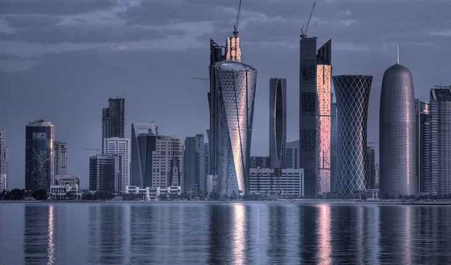 http://www.qatarchronicle.com/gulf-business  Doha is the most advanced place in MIDEAST.