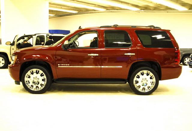 Hybrid vehicles  http://www.carsreviews2014.com/wp-content/uploads/2013/05/2014-Chevrolet-Tahoe-side-view.jpg