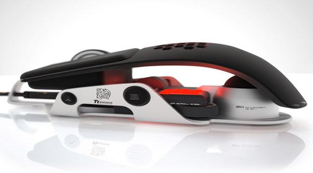 futuristic mouse