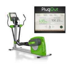Fitness Equipment That Generate Electricity.