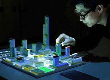 This is an MIT City Lab invention, it allows to analize how the changes in the urban environment could impact the cities.