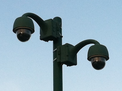 Publicly placed cameras, to ensure that citizens and visitors are protected 24/7.