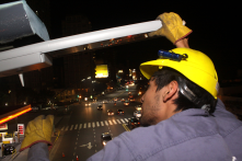 Buenos Aires: Smart street lights