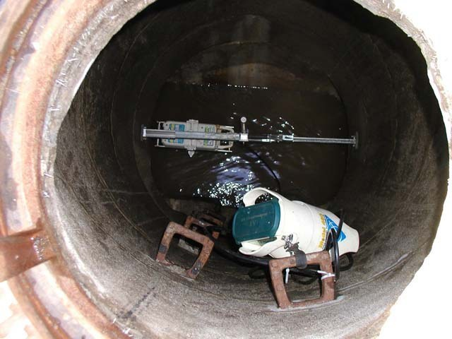 Buenos Aires: Drainage Flow meter