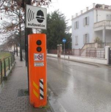This simple device resolved the issue of high speed in a city street.