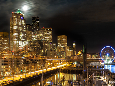 Seattle, WA - decentralized smarts (the hive mind approach ;-))