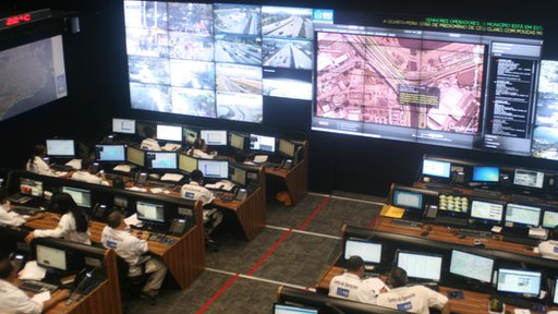 Rio Operations Center, Brazil