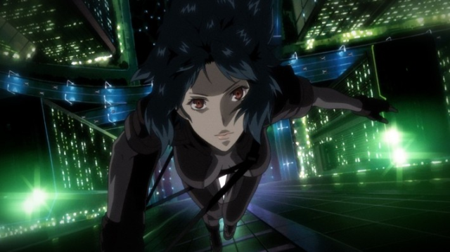 Ghost in the Shell's networked everything world highlights a lot of the promise & many of the concerns of smartifying our cities