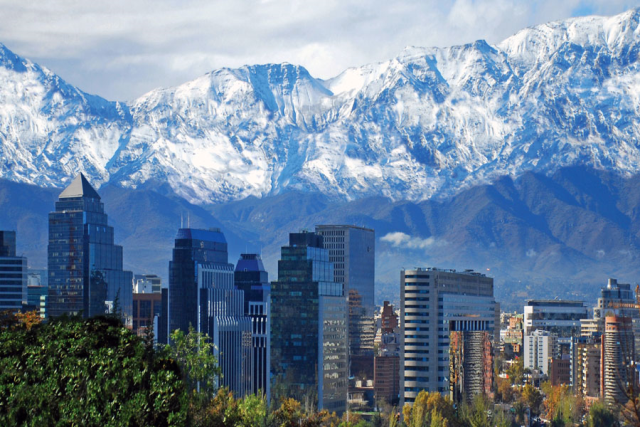 Santiago, Chile is working to become a Smart City!