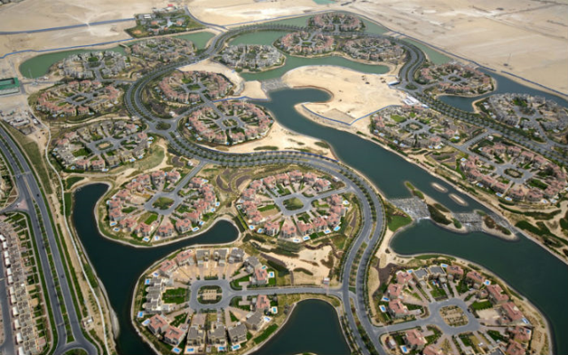 Masdar City(Abu Dhabi). https://www.linkedin.com/pulse/20140731153300-298533085-100-smart-cities-in-india-a-dream-or-a-plan