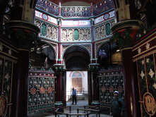"Crossness Pumping Station: Civilisation achieved though the sewer.<br/>http://en.wikipedia.<wbr/><span class=""wbr""></span>org/wiki/London_sewe<wbr/><span class=""wbr""></span>rage_system"