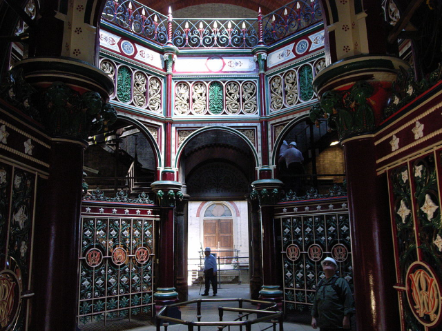 Crossness Pumping Station: Civilisation achieved though the sewer.