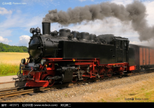 The steam train is a memory now, which brings us the old days.