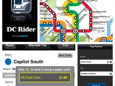 Public Transit Apps
