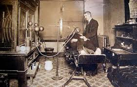 Old X ray machines