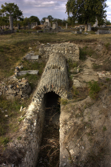 Sewage systems helped greatly with sanitation http://www.sewerhistory.org/
