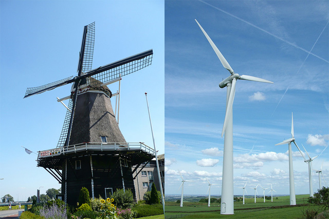 Efficiency of the wind energy has brought dramatic changes in the power generation