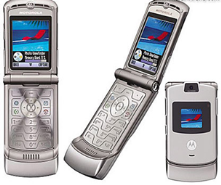 The Motorola Razor was a game changer.