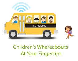 GPS to School Bus