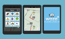 Waze: Real-time traffic info is user provided from mobile devices on the road, providing dynamic routing to help beat traffic!