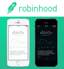 No fee stock trades! This app has saved me a lot of money.
