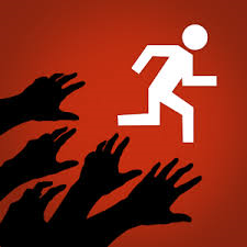 The Zombie, Run! App. I usually hate exercising but this app makes it fun and exciting. I hate missing days now!