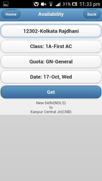 I use this indian railway app which shows the location of the particular running train on the map.