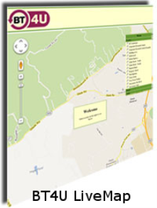 Blacksburg Transit Tracker