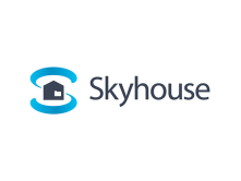The Skyhouse app combines social media from other sites and lets me engage with the current social media happenings near me.