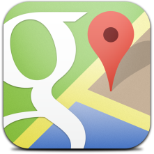Google maps has helped my along on many road trips as well as short trips.