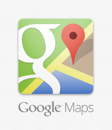 I use google map for navigation and map to use when I'm traveling unknown area.
