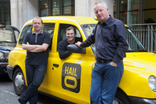 HailO is a new taxi app/taxi company started in London. This is tech applied to cities. Result isn't a new app but a new management paradigm