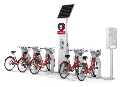 Municipal Bike Sharing Systems - Short term bicycle rentals facilitated by kiosks dispersed throughout the city, tied to user's credit cards