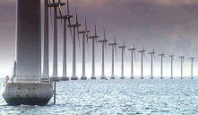 25 percent of Denmark is now powered exclusively by wind
