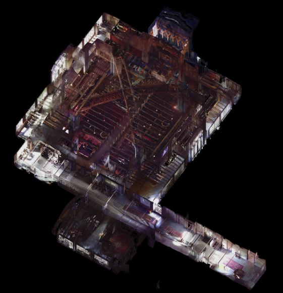 Laser scans can help us figure out what to do with old buildings...  http://www.theatlanticcities.com/design/2013/04/stunning-laser-scans-