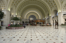 "Washington DC's Union Station will become 100% powered by wind energy!<br/><br/>http://sustainableci<wbr/><span class=""wbr""></span>tiescollective.com"