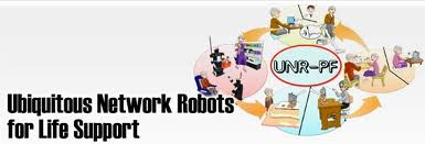 Ubiquitous-n-smart robot