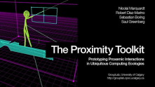 Proximity Technology toolkit