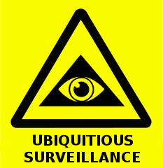 Ubiquitious surveillance network