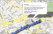 Turkish Users Protest Censorship Using Google Maps