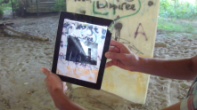 "AR Exhibition Uses Graffiti As Marker<br/>read more: http://popupcity.net<wbr/><span class=""wbr""></span>/2012/11/augmented-r<wbr/><span class=""wbr""></span>eality-exhibition-us<wbr/><span class=""wbr""></span>es-graffiti-as-marke<wbr/><span class=""wbr""></span>r/"