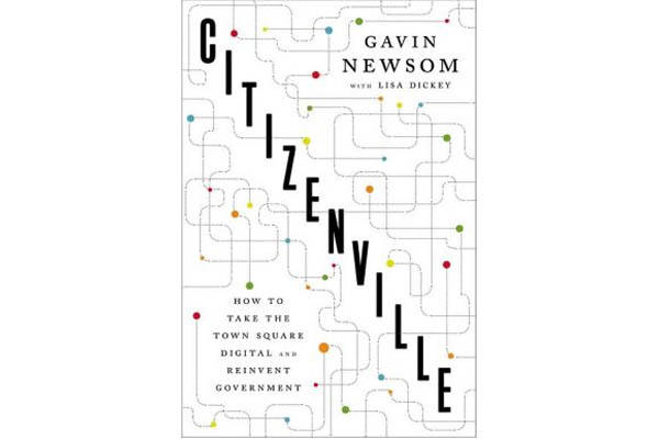 Great book by former Mayor of San Fran/current Lt.Gov of CA Gavin Newsom. Many case studies on gamifying/modernizing government.