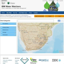 Fixing South Africa's Water System, With Citizen Inspectors. WaterWatchers is a new tool from IBM for mobile users.