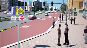 Used in many cities, Bus-only lanes planned to ease Istanbul traffic...