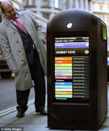 Smart Bins now in London