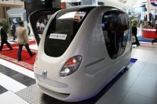 new electric cars in Masdar City, UAE