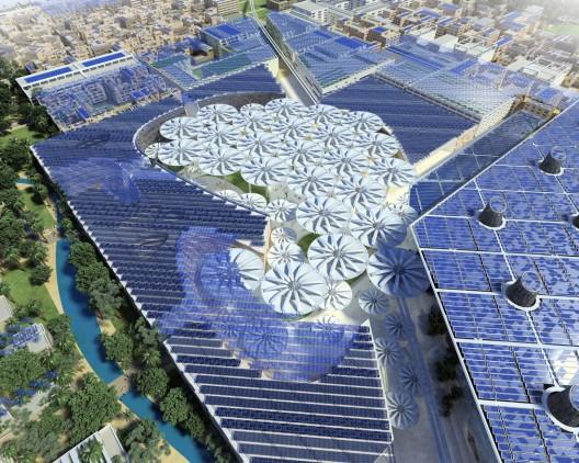 What do you think of Masdar City?