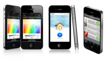 Philips. apps controls smart home.