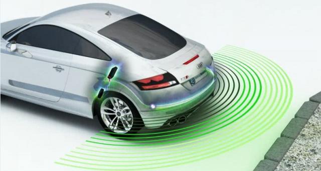Intelligent parking sensor